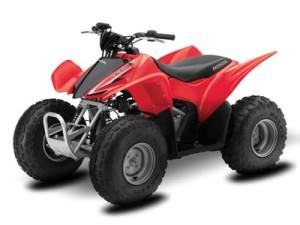 Honda Kids / Youth ATV Model Reviews & Specs