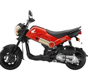 New 2016 Honda Grom NAVI 110cc Motorcycle / Scooter