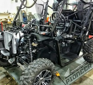 Honda Pioneer 1000 Accessories - Side by Side ATV / UTV / SxS / Utility Vehicle 4x4