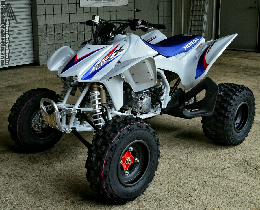 2012 Honda TRX450R Parts - Motorcycle Superstore