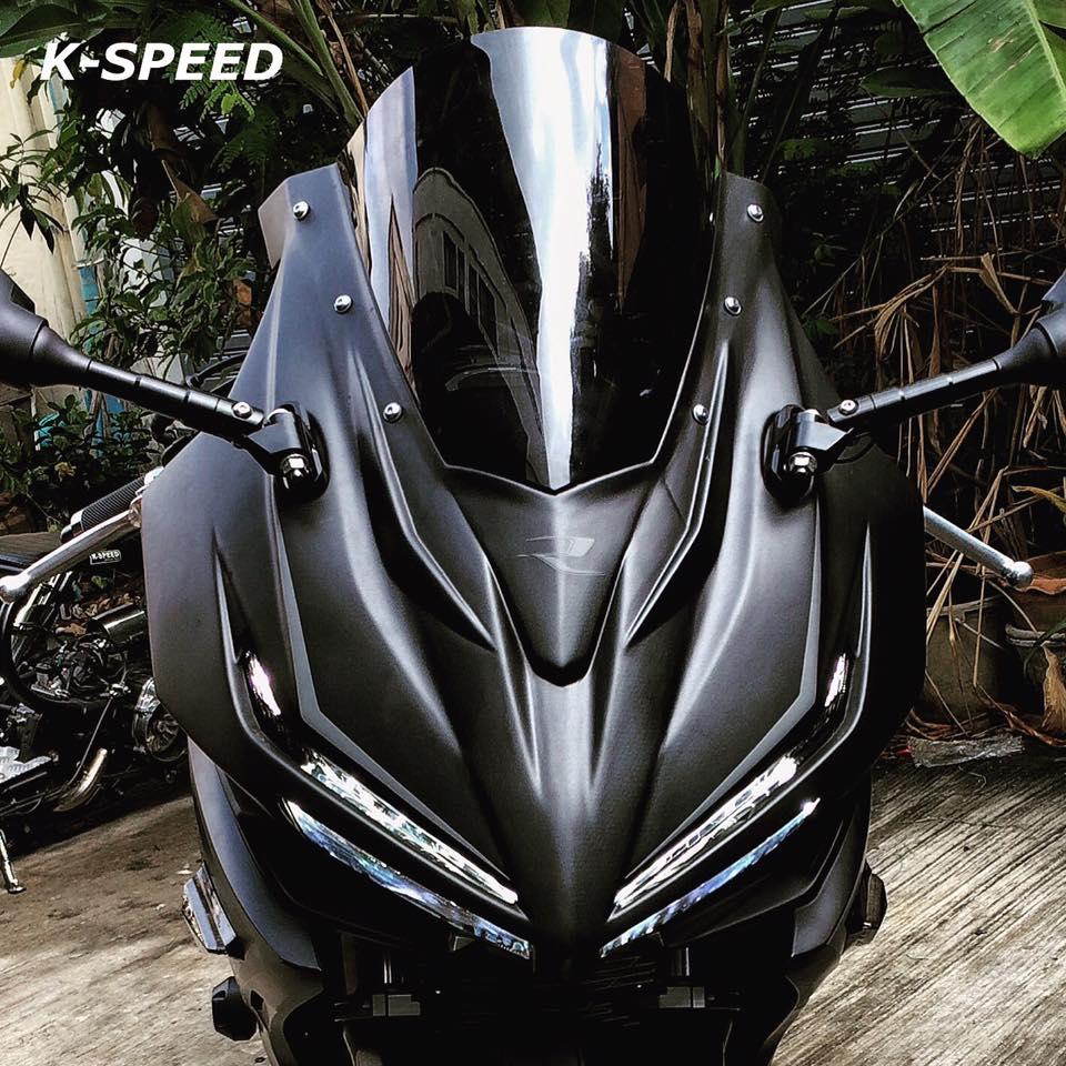 Custom 2016-2017 Honda CBR500R | CBR Sport Bike / Motorcycle
