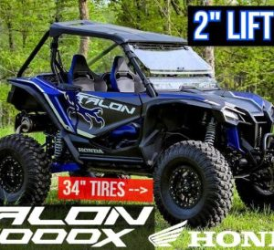 Honda TALON 1000X Lift Kit for Larger Tires | Honda 1000 cc Sport Side by Side / SxS / UTV Parts @ Discount Prices!