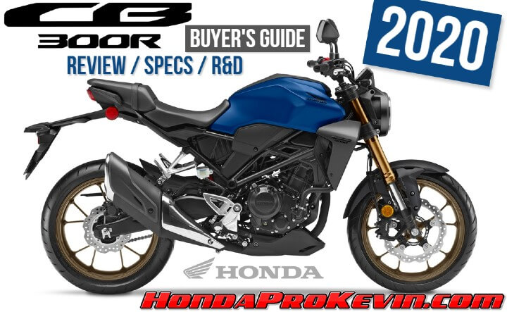 2020 honda motorcycles | model lineup reviews + news + new