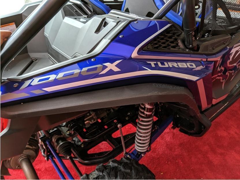 2020 Honda Talon 1000 Turbo Kit Leaked Jackson Racing