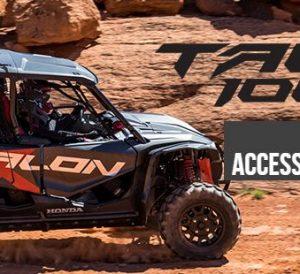 2020 Honda Talon 1000 X 4 Accessories | Discount Prices / Buyer's Guide - TALON 1000X-4 & Live Valve Sport SxS / UTV / Side by Side / ATV