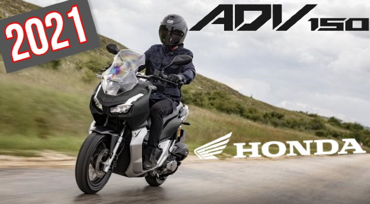 2021 Honda ADV 150 Review / Specs: Price, Top Speed, MPG, Release Date, Colors + More! | ADV150 Adventure Scooter / Automatic Motorcycle