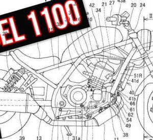 New 2021 Honda Rebel 1100 Motorcycle / Cruiser Leaked Patents Review / Specs