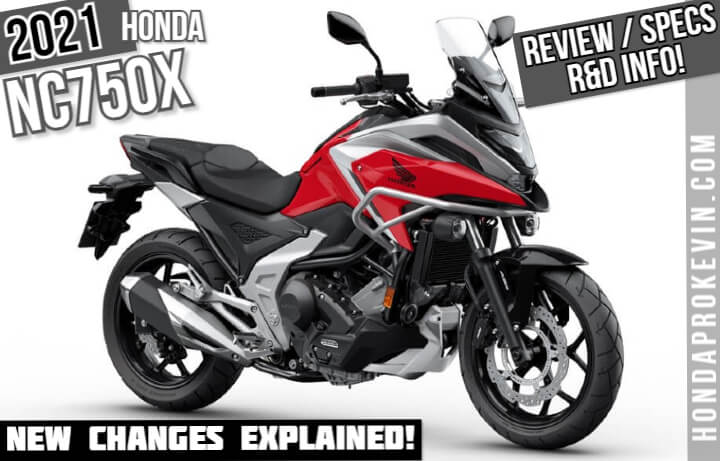 2021 Honda NC750X Review / Specs + NEW Changes Explained in USA Sneak Peek Release! | NC750X Colors, Price, Release Date and more! | Adventure Motorcycle DCT Automatic Transmission