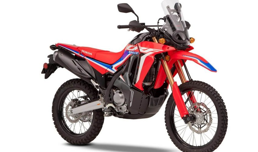 2021 honda crf300 rally review / specs + changes explained