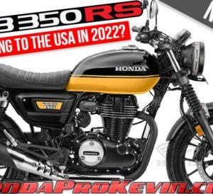 NEW 2022 Honda CB350 RS Cafe Racer Motorcycle USA Release Date Coming Soon after Official Announcement?
