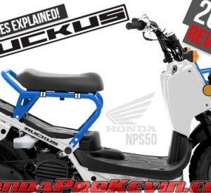 2022 Honda Ruckus Scooter Review / Specs + New Changes Explained! Price, Colors, Release Date, Horsepower & Torque Performance Info + More! | 2022 Honda NPS50 49cc / 50cc Scooter