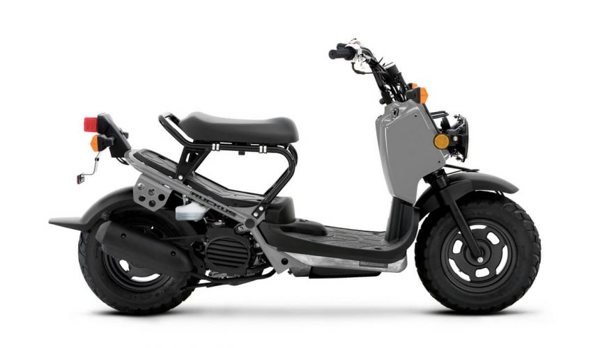 2022 Honda Ruckus Scooter Review / Specs + Changes Explained | NPS50 / 50cc Automatic Scooters