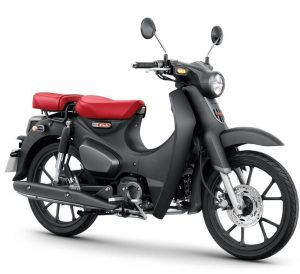 2022 Honda Super Cub 125 Scooter / Motorcycle | Reviews and Specs