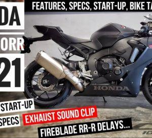 2021 Honda CBR1000RR Video Review / Specs + New Changes Explained | 1000 cc CBR Sport Bike