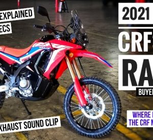 Video Review: New 2021 Honda CRF300L Rally Changes Explained, Specs, Features + More! | CRF 300 L Dual Sport Motorcycle / Adventure Bike
