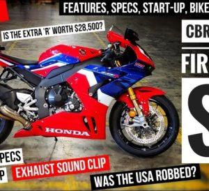 2021 Honda CBR1000RR-R Fireblade SP Video Review / Specs + New Changes Explained | 1000 cc CBR Sport Bike