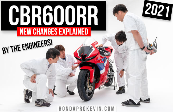 New 2021 Honda CBR600RR Changes Explained | Review / Specs / Buyer's Guide for the CBR 600 RR SuperSport Motorcycle / SportBike