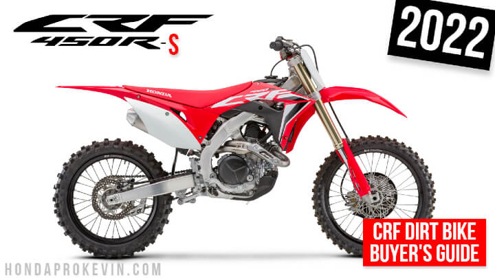 2022 Honda CRF450R-S Review / Specs + Changes Explained! | 2022 Motorcycles - CRF Dirt Bikes