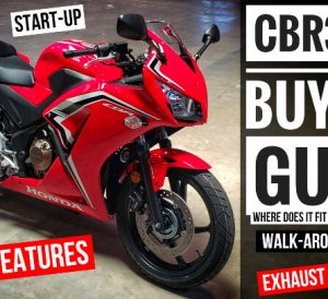 2021 Honda CBR300R Video Review / Specs + New Changes Explained, Features | CBR Model Lineup Explained and more...