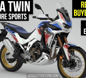2022 Honda Africa Twin Adventure Sports CRF1100L Review: Colors, Changes, Price, Release Date | 2022 Adventure Motorcycle Buyer's Guide