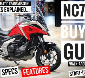 NEW Honda NC750X Review: Specs, Changes Explained, Features and more! | 750 Adventure Motorcycle with optional DCT Automatic Transmission