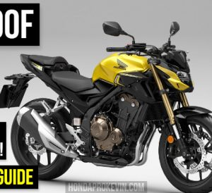 2022 Honda CB500F Review: Specs, Changes, Price, Colors + More! | 2022 Naked CBR Sport Bike / StreetFighter CB Motorcycle