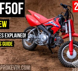 2022 Honda CRF50 Kid's Dirt Bike Review / Specs + Changes Explained | 2022 Honda CRF50F Trail Motorcycle Buyer's Guide - 50cc