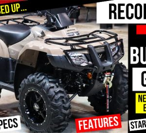 2022 Honda Recon 250 ATV Review: Specs, Changes Explained | FourTrax TRX250 Buyer's Guide