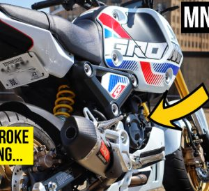 2022 Honda Grom 125 Stiffer Clutch Springs Install / Review - MNNTHBX | Aftermarket Grom Performance Parts / Mods