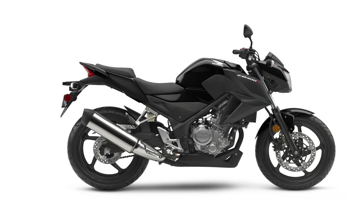 All-NEW Honda CB1000R Custom built by Honda Racing
