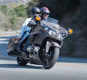 2016 Honda F6B Gold Wing Bagger Review / Specs - Cruiser / Motorcycle