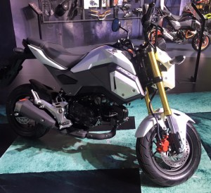 2017 Honda Grom 125 Release Date / Motorcycle News & Updates | MSX 125 Mini Bike