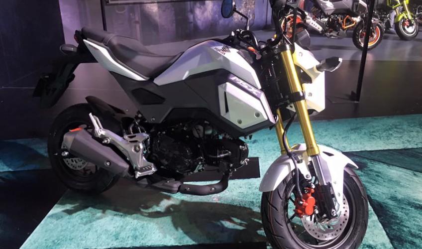 2017 Honda Grom 125 Release Date / Motorcycle News & Updates | MSX 125 Mini Bike