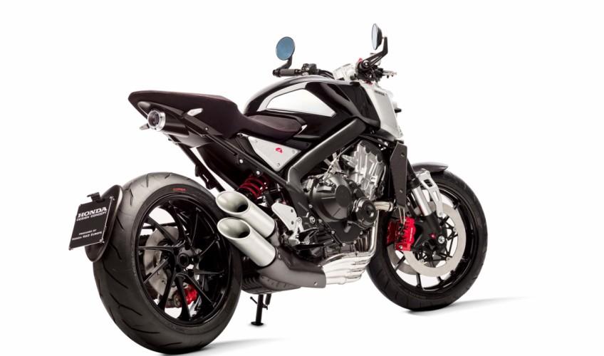 Honda Cb4 Concept Motorcycle Bikes Of The Future Eicma Pro Kevin