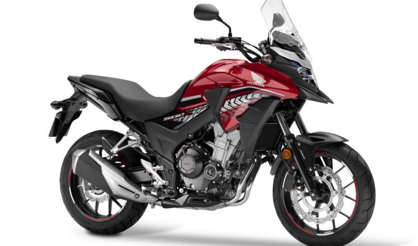2017 Honda CB500X Review / Specs + NEW Changes - Adventure Motorcycle / Touring Bike - CB 500 X