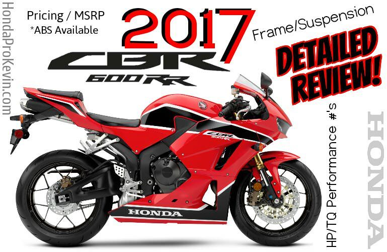 Sensational 2017 Honda Cbr600Rr Review Specs 600Cc Cbr Supersport Inzonedesignstudio Interior Chair Design Inzonedesignstudiocom