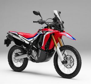 2018 Honda CRF250 Rally Review of Specs - Adventure / Dual Sport Motorcycle HP & TQ, Price, Accessories, Performance Info