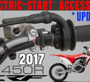 2017 Honda CRF450R Electric Start Kit Price, Wire Harness, Battery, Tuner Parts & Accessories