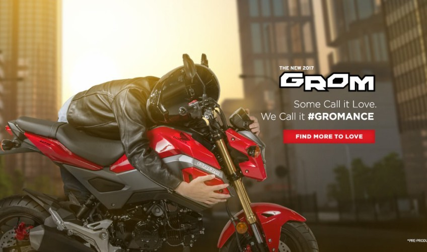 2017 Honda Grom Review Of Specs Changes 125cc Motorcycle Mini Bike
