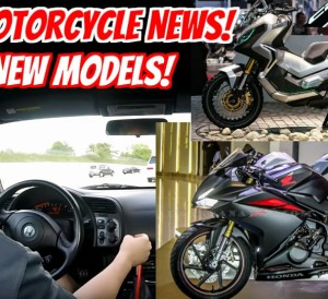 2017 Honda CBR250RR & X-ADV City Adventure Motorcycle Review | USA Specs, Prices, Release Dates + More!