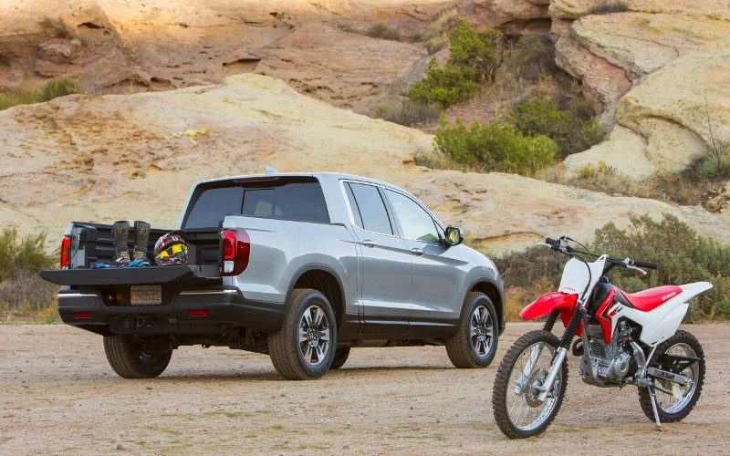 2017 Honda Ridgeline Truck Review - Specs - Towing - Prices - Pictures & Videos