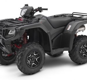 2018 Honda Rubicon Deluxe DCT / EPS ATV Review - Specs