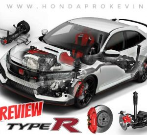 2017-2018 Honda Civic Type R Turbo Review / Specs - R&D Development Info + More!