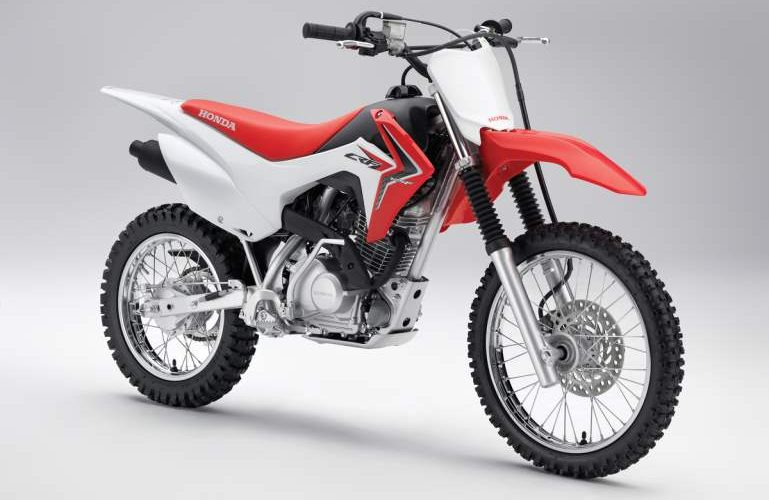 2018 Honda Crf125f Crf125fb Big Wheel Review Of Specs