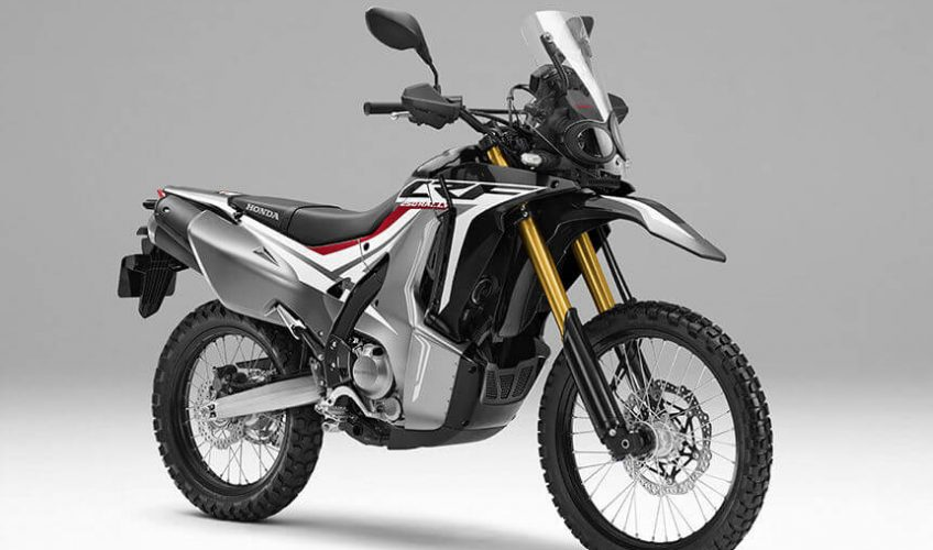2018 Honda CRF250 Rally Review / Specs - CRF Adventure / Dual Sport Motorcycle