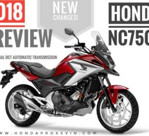 2018 Honda NC750X Motorcycle Review / Specs: Price, Colors, Changes, Accessories + More!