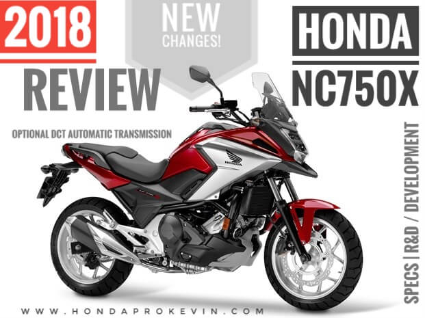 2018 Honda Nc750x Review Specs New Changes Nc700x Replacement