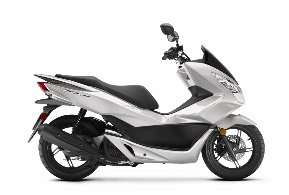 2018 Honda PCX150 Scooter Ride Review | Specs / MPG ...
