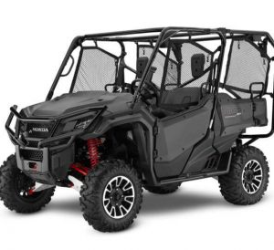2018 Honda Pioneer 1000-5 LE Review / Specs - Price, HP & TQ Performance Info + More on the latest 1000cc Side by Side UTV / ATV / SxS from Honda!