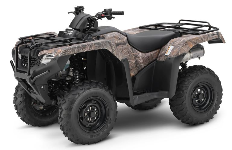 2018 Honda Rancher 420 DCT / IRS + EPS ATV Review / Specs - (TRX420FA6) Price, HP & TQ Performance, Towing Capacity + More!